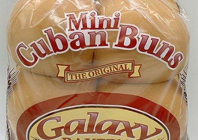 Mini Cuban Buns