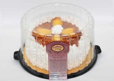 Cake de Capuchino – Syrup Cone Cake